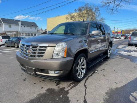 2011 Cadillac Escalade ESV for sale at Kapos Auto, Inc. in Ridgewood, Queens NY