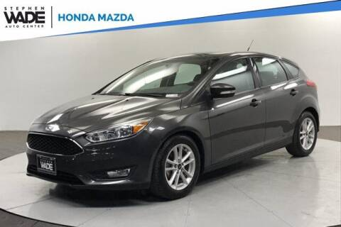 2015 Ford Focus for sale at Stephen Wade Pre-Owned Supercenter in Saint George UT