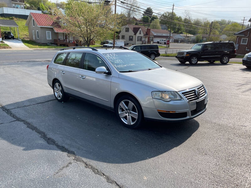 2008 Volkswagen Passat for sale at KP'S Cars in Staunton VA
