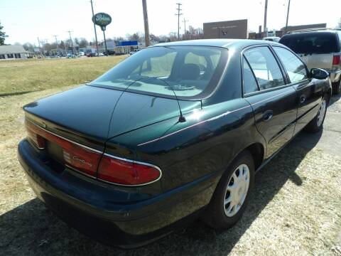 2003 Buick Century for sale at English Autos in Grove City PA