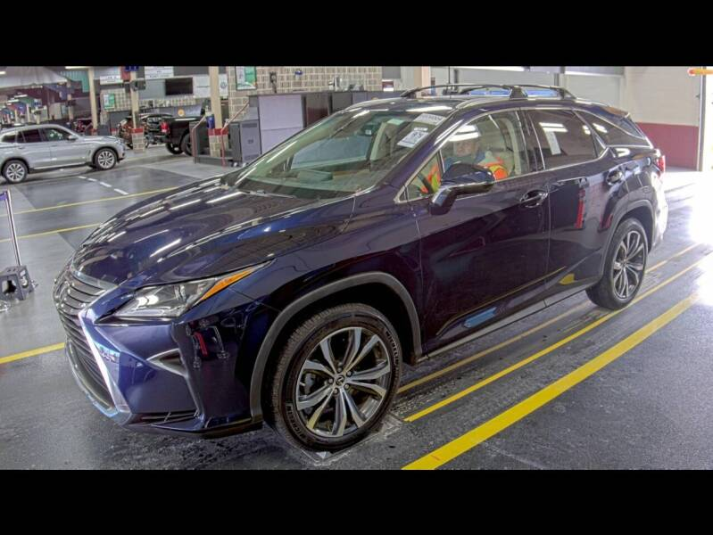 2018 Lexus RX 350L for sale at SILVER ARROW AUTO SALES CORPORATION in Newark NJ