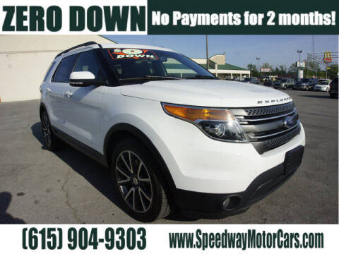 2015 Ford Explorer for sale at Speedway Motors in Murfreesboro TN