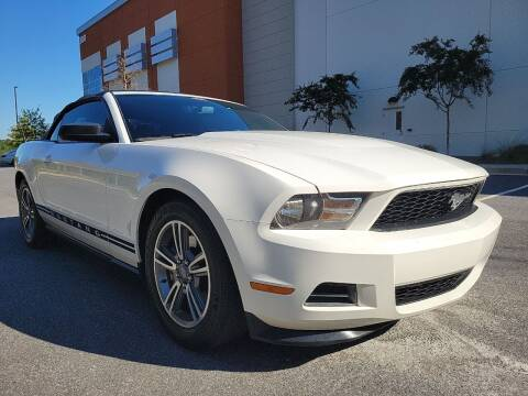 2012 Ford Mustang for sale at ELAN AUTOMOTIVE GROUP in Buford GA