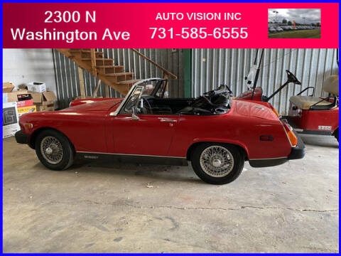 1975 MG Midget for sale at Auto Vision Inc. in Brownsville TN