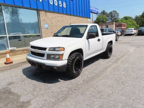 2009 Chevrolet Colorado for sale at Southern Auto Solutions - 1st Choice Autos in Marietta GA