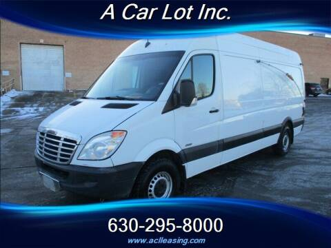 2012 Freightliner Sprinter Cargo for sale at A Car Lot Inc. in Addison IL