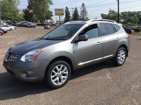 2012 Nissan Rogue for sale at Sparkle Auto Sales in Maplewood MN