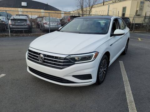 2019 Volkswagen Jetta for sale at AW Auto & Truck Wholesalers  Inc. in Hasbrouck Heights NJ