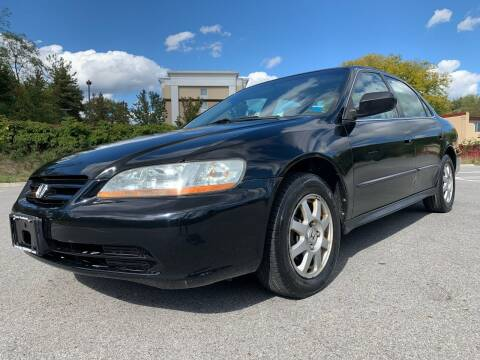 2002 Honda Accord for sale at Auto Warehouse in Poughkeepsie NY