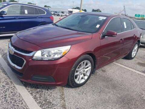 2015 Chevrolet Malibu for sale at Bargain Auto Sales in West Palm Beach FL