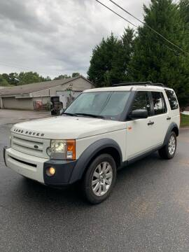 2006 Land Rover LR3 for sale at ATLANTA AUTO WAY in Duluth GA