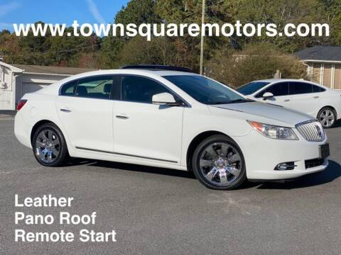 2010 Buick LaCrosse for sale at Town Square Motors in Lawrenceville GA