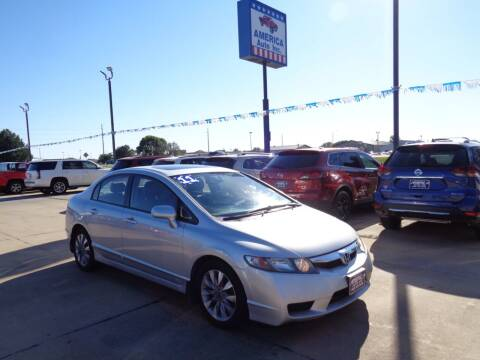 2011 Honda Civic for sale at America Auto Inc in South Sioux City NE