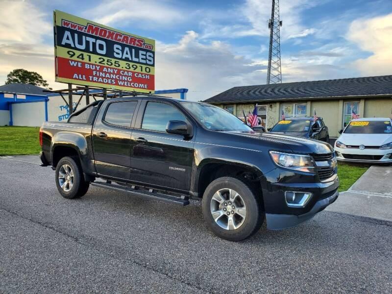 2019 Chevrolet Colorado for sale at Mox Motors in Port Charlotte FL