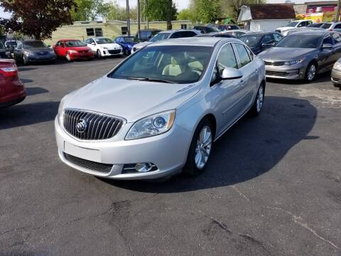 2012 Buick Verano for sale at Nonstop Motors in Indianapolis IN