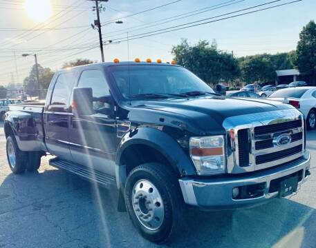 2008 Ford F-450 Super Duty for sale at RD Motors, Inc in Charlotte NC