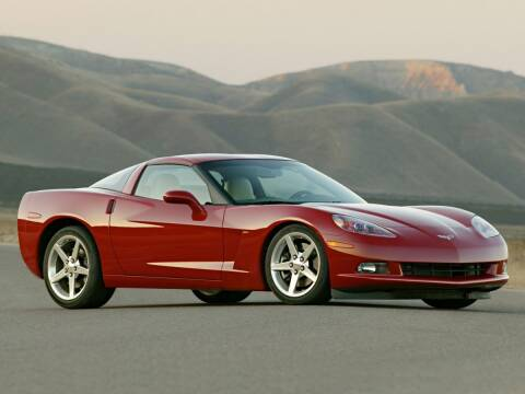 2005 Chevrolet Corvette for sale at BMW OF NEWPORT in Middletown RI