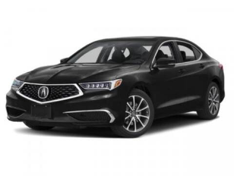 2019 Acura TLX for sale at SPRINGFIELD ACURA in Springfield NJ
