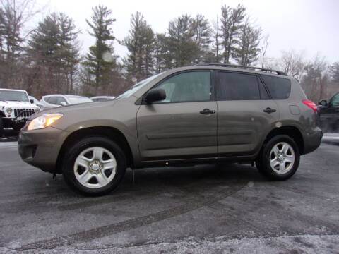 2012 Toyota RAV4 for sale at Mark's Discount Truck & Auto Sales in Londonderry NH