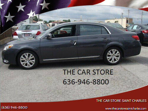 2011 Toyota Avalon for sale at The Car Store Saint Charles in Saint Charles MO