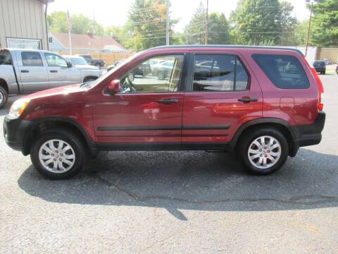 2005 Honda CR-V for sale at Home Street Auto Sales in Mishawaka IN