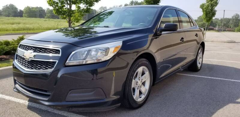 2013 Chevrolet Malibu for sale at Derby City Automotive in Louisville KY