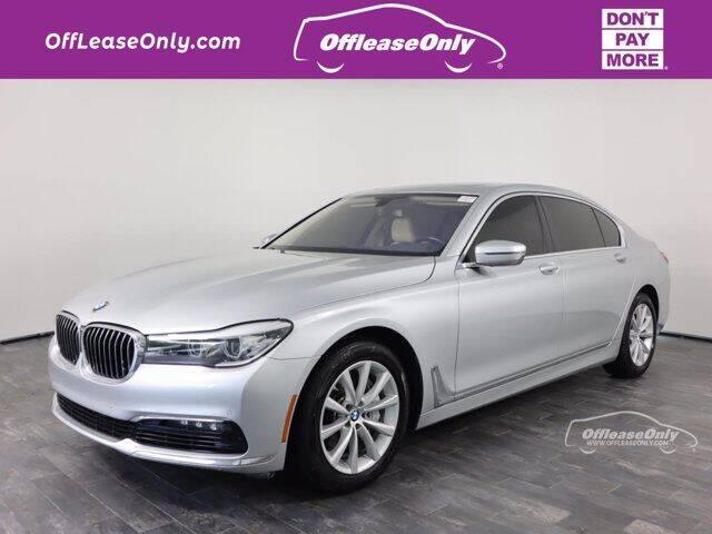 2018 BMW 7 Series for sale in Bradenton, FL