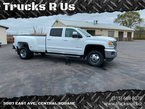 2019 GMC Sierra 3500HD for sale at Trucks R Us in Central Square NY