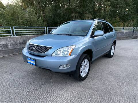 2007 Lexus RX 350 for sale at Zipstar Auto Sales in Lynnwood WA