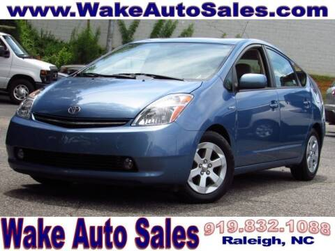 2009 Toyota Prius for sale at Wake Auto Sales Inc in Raleigh NC