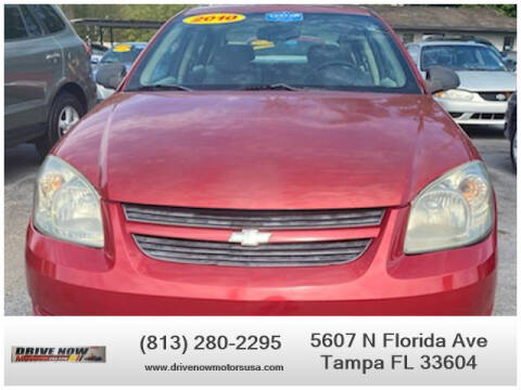 2010 Chevrolet Cobalt for sale at Drive Now Motors USA in Tampa FL