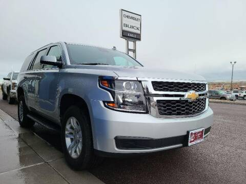 2020 Chevrolet Tahoe for sale at Tommy's Car Lot in Chadron NE