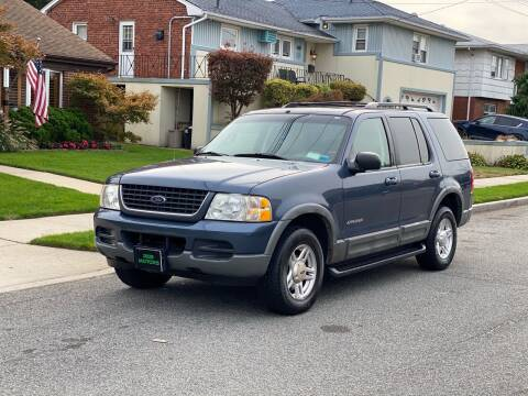 2002 Ford Explorer for sale at Reis Motors LLC in Lawrence NY