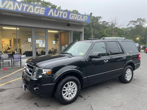 2014 Ford Expedition for sale at Vantage Auto Group in Brick NJ