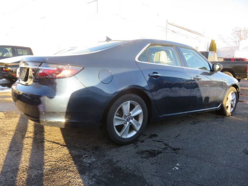 2011 Saab 9-5 for sale at US Auto in Pennsauken NJ