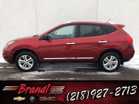 2015 Nissan Rogue Select for sale at Brandl GM in Aitkin MN