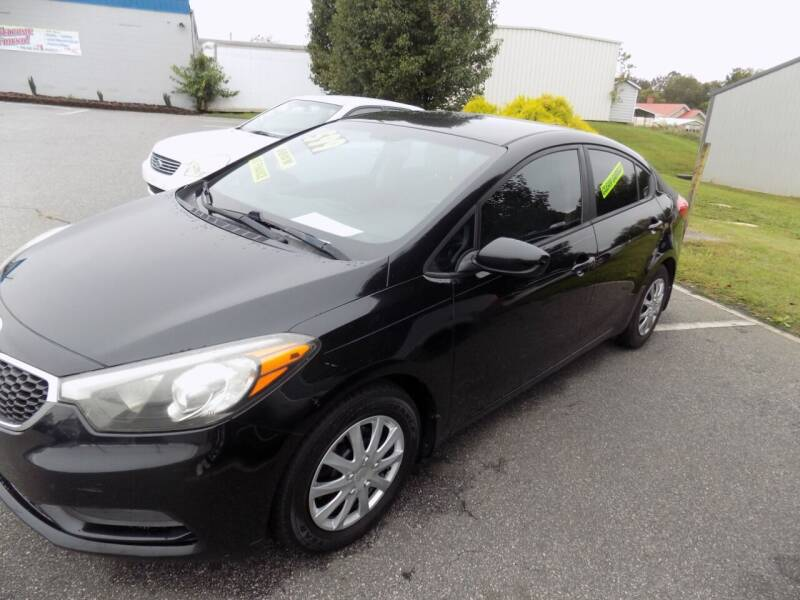 2015 Kia Forte for sale at Pro-Motion Motor Co in Lincolnton NC