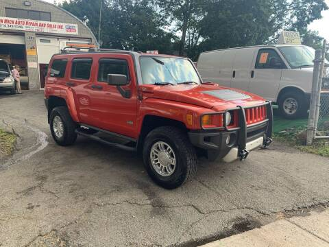 2008 HUMMER H3 for sale at Deleon Mich Auto Sales in Yonkers NY