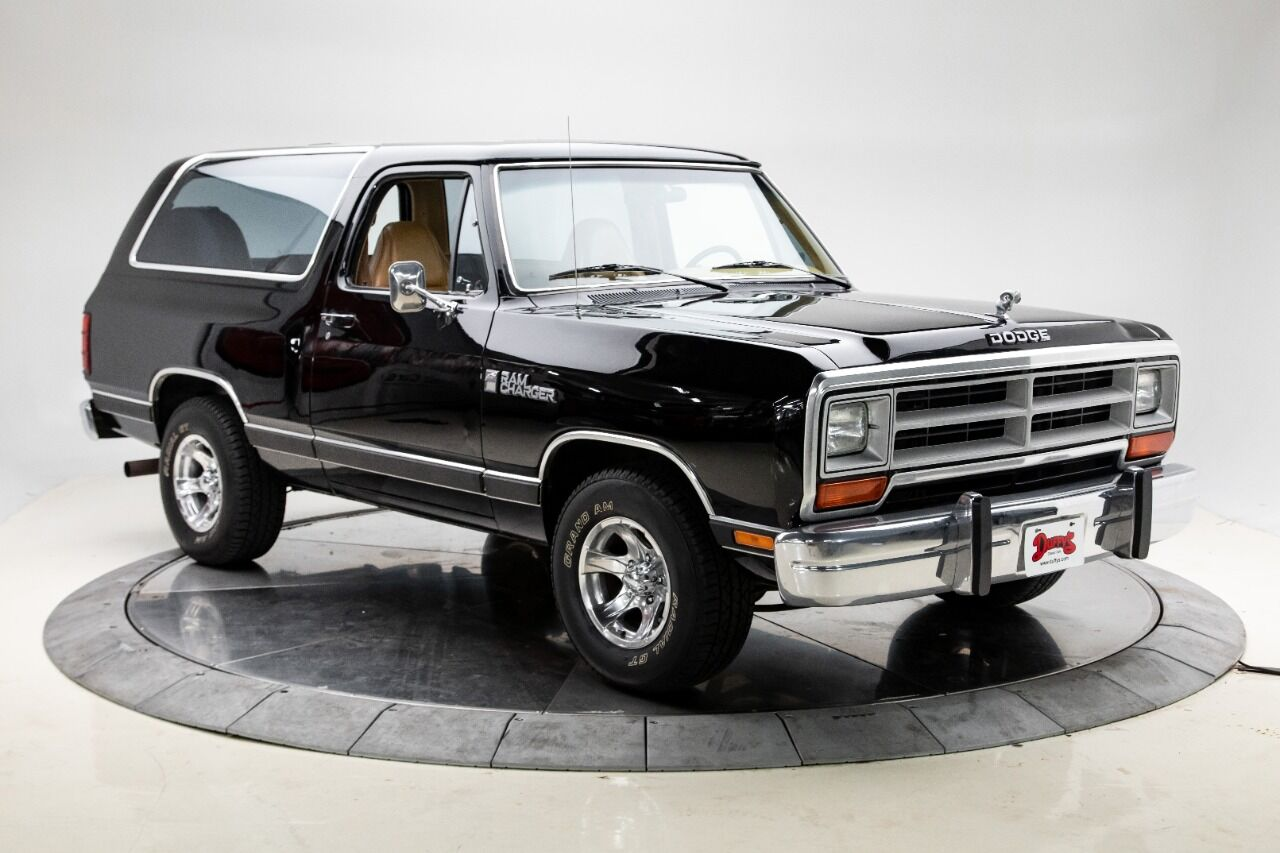 1989 Dodge Ramcharger 8