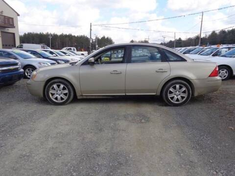 2006 Ford Five Hundred for sale at Upstate Auto Sales Inc. in Pittstown NY