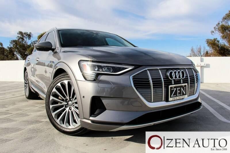 2019 Audi e-tron for sale at Zen Auto Sales in Sacramento CA
