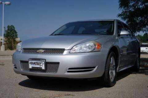 2012 Chevrolet Impala for sale at COURTESY MAZDA in Longmont CO