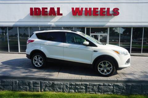 2013 Ford Escape for sale at Ideal Wheels in Sioux City IA