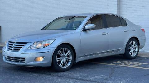 2010 Hyundai Genesis for sale at Carland Auto Sales INC. in Portsmouth VA