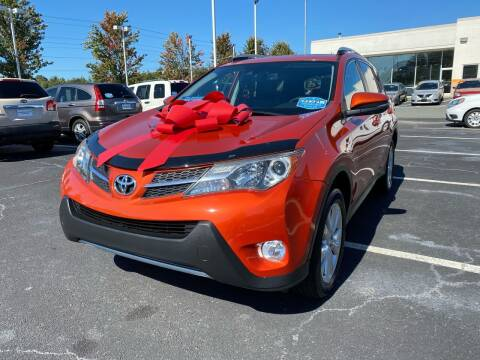 2015 Toyota RAV4 for sale at Charlotte Auto Group, Inc in Monroe NC