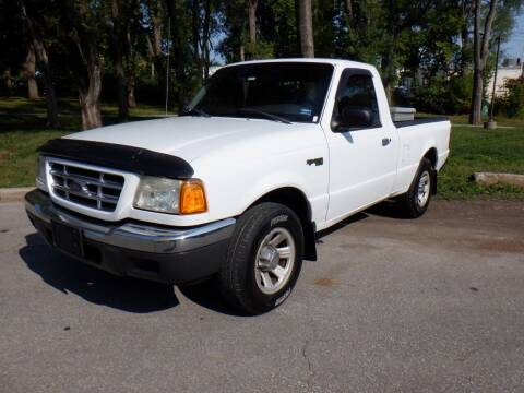 2003 Ford Ranger for sale at RENNSPORT Kansas City in Kansas City MO
