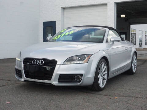 2012 Audi TT for sale at FOWLERVILLE FORD in Fowlerville MI