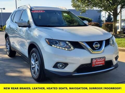 2014 Nissan Rogue for sale at Ken Ganley Nissan in Medina OH