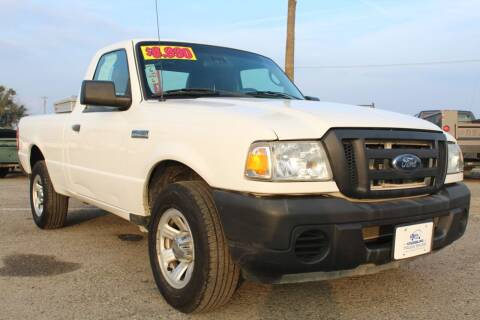 2011 Ford Ranger for sale at Kingsburg Truck Center in Kingsburg CA