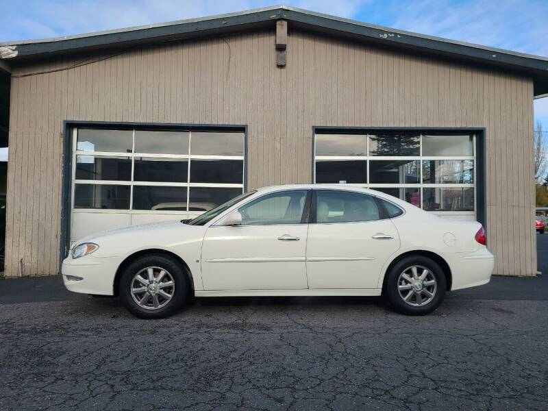 2007 Buick LaCrosse for sale at Westside Motors in Mount Vernon WA